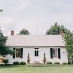 Civil War House front