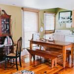 Civil War House kitchen