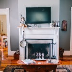 Civil War House living room 2