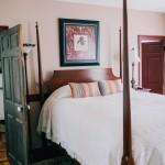 Spy House Bedroom