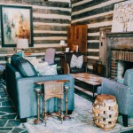 Tobacco Barn- living room
