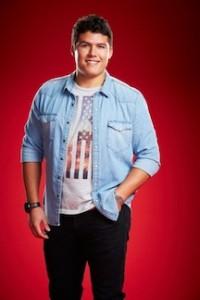 """Austin Ellis performed on Season 6 of """"The Voice"""" (photo courtesy of NBC TV)"""