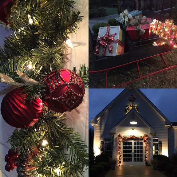 Holiday Decor 2015