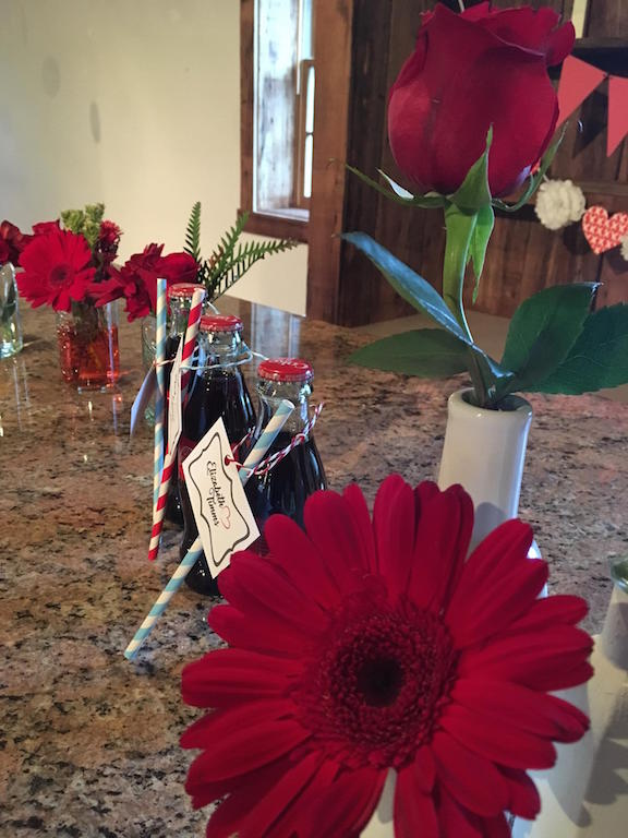 Flowers on the Bar 2017 Open House